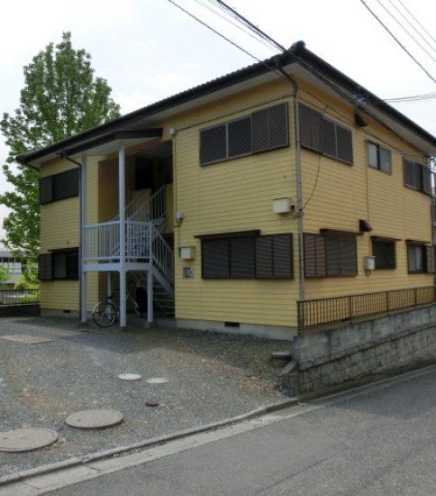 貸アパート 飯能市美杉台 2DK【コーポ福島D-201】