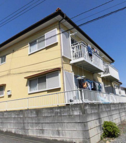 貸アパート 飯能市美杉台1-9-2 【コーポ福島 B201号室】