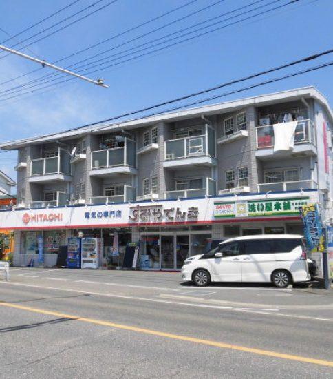 貸アパート 入間市野875-1 【エイトウッドハイツ 202号室】