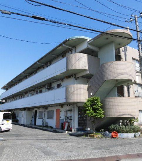 貸アパート  サノハイツ 【103B号室】